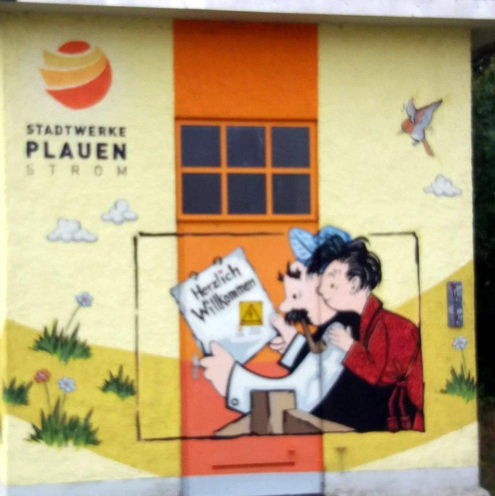 Mitgliederversammlung in Plauen