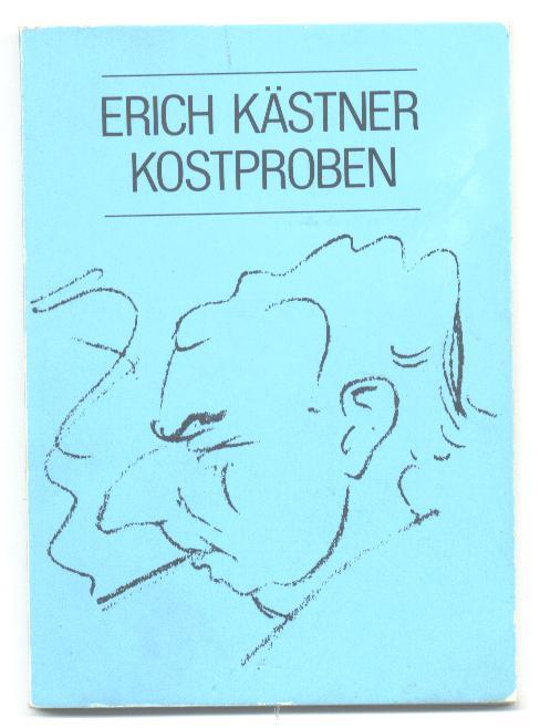 Deutsche lieben Kästners Lyrik